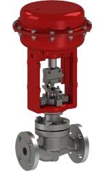 BFS Co., Ltd. Globe valve