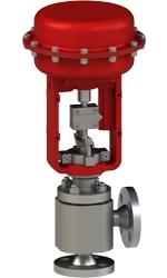 BFS Co., Ltd. Angle valve