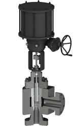 BFS Co., Ltd. Choke valve CC-Series