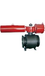 BFS Co., Ltd. Ball valve