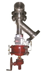 BFS Co., Ltd. Sweep angle valve TA-Series