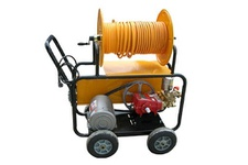 POWER SPRAYER (MOTOR / CART TYPE)