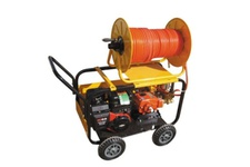 POWER SPRAYER (ENGINE / CART TYPE)