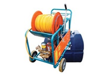 Auto Reel Spray Cart
