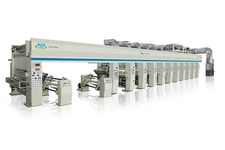 Direct Gravure Printing Machine