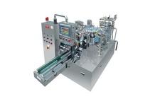 Rotary Liquid Packaging Machine (1Lane)