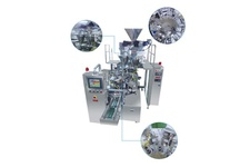 Rotary Auger Filling Packing Machine