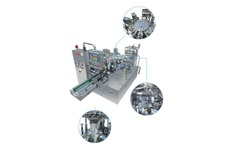 Rotary Convey Line Packing Machine