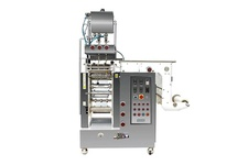 2 Lane Liquid 4 Side Packaging Machine