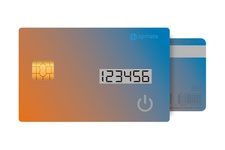 BLE OTP Wireless charging card