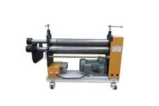 Roll Bending + Beading Machine