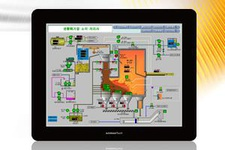 10.4 inch Dual Core Touch Panel