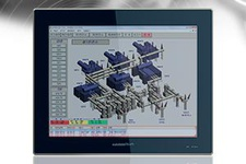 15inch 1.6GHz Low-heat, Low-power Touch Panel