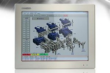 15 inch 1.6GHz Low-heat, Low-power Touch Panel