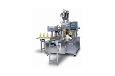 Rotary Type Auto Packing Machine (Touch Screen Type)