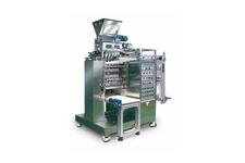 4 Side Sealing Packing Machine