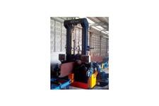 H-Beam Assembling & Straightening Machine