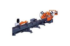 CNC Beam Worker Machine