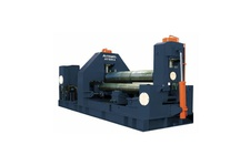 Plate Bending Roll Machine