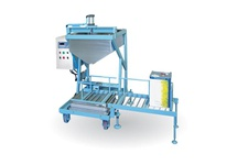 Semi Automatic 18litre Can Filling Machine