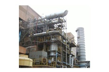 Waste Heat Recovery System (Sinter Plant Boiler)