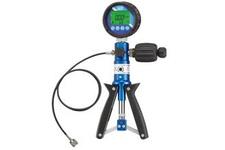 Combinations pump & pressure gauge