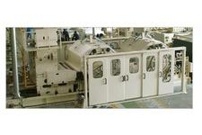 Carding & Chute Hopper Machine