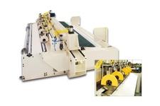 Cross and Side Cutting & Winder Machine
