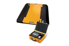 Wireless Portable Axle Load Weigher
