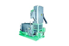 Process water system & Pellet dryer