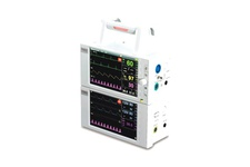 Double Decked Patient Monitor