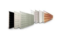 Siding Sandwich Steel Panel