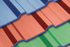 Master Color Steel Plate