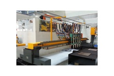 CNC Gas Effective Cutting Machine
