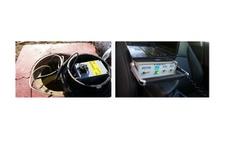 Mobile (RF Logger) CP Management System