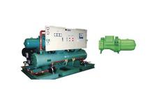 Screw Chiller Water Cooled Type / BITZETR