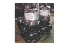 Pedestal Type Sump Pump