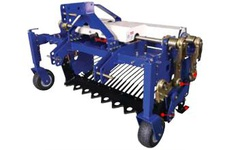 트랙터용 다목적 땅속작물 수확기
