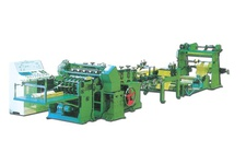 Circular Web Gusset Forming and Cutting Machine