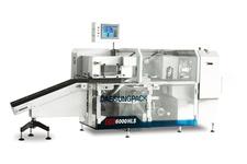 수평형 삼면 자동포장기계 (Box-motion, 복수물)
