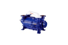 Two-stage Liquid Ring Vacuum Pump
