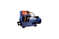 Oil Rotary Piston Vacuum Pump