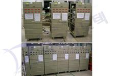 폐수정화시설 프로그램 전기분해조 정류기