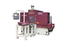 Double head milling machine - Four face milling