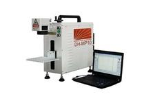 Transportable Optical Fiber Laser Marking MAchine