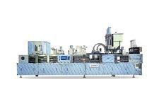 2 Lane Cup Sealing Machine