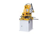 Ferrous Vertical Column Circular Sawing Machine (Manual Type)