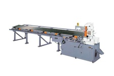 Full Auto Ferrous Vertical Column Circular Sawing Machine