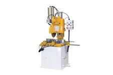 Non Ferrous Vertical Column Circular Sawing Machine (Semi Auto)