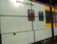 미쯔비시 2800MM III 사출성형기